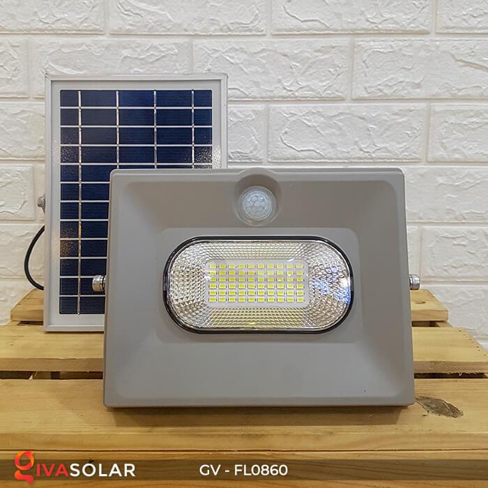 Đèn pha năng lượng mặt trời có cảm biến GV-FL0860 5