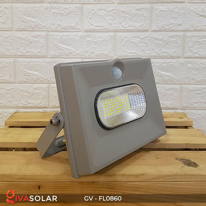 Đèn pha năng lượng mặt trời có cảm biến GV-FL0860 6