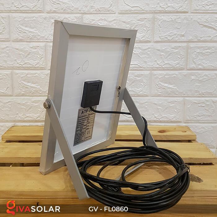 Đèn pha năng lượng mặt trời có cảm biến GV-FL0860 9