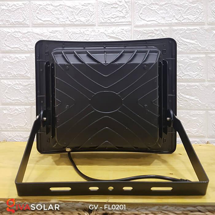 Đèn pha công suất lớn solar GV-FL0201 200W 9