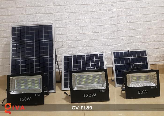 Đèn pha năng lượng mặt trời cao cấp GV-FL89 1