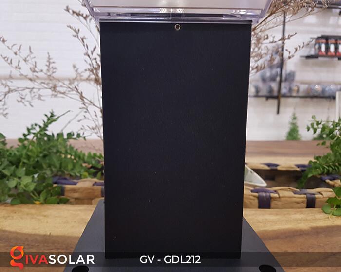 Đèn trụ năng lượng mặt trời GV-GDL212 11