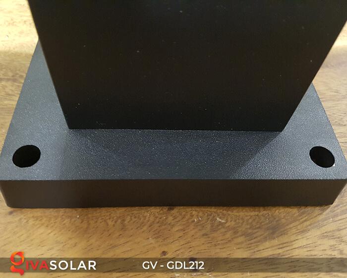 Đèn trụ năng lượng mặt trời GV-GDL212 12