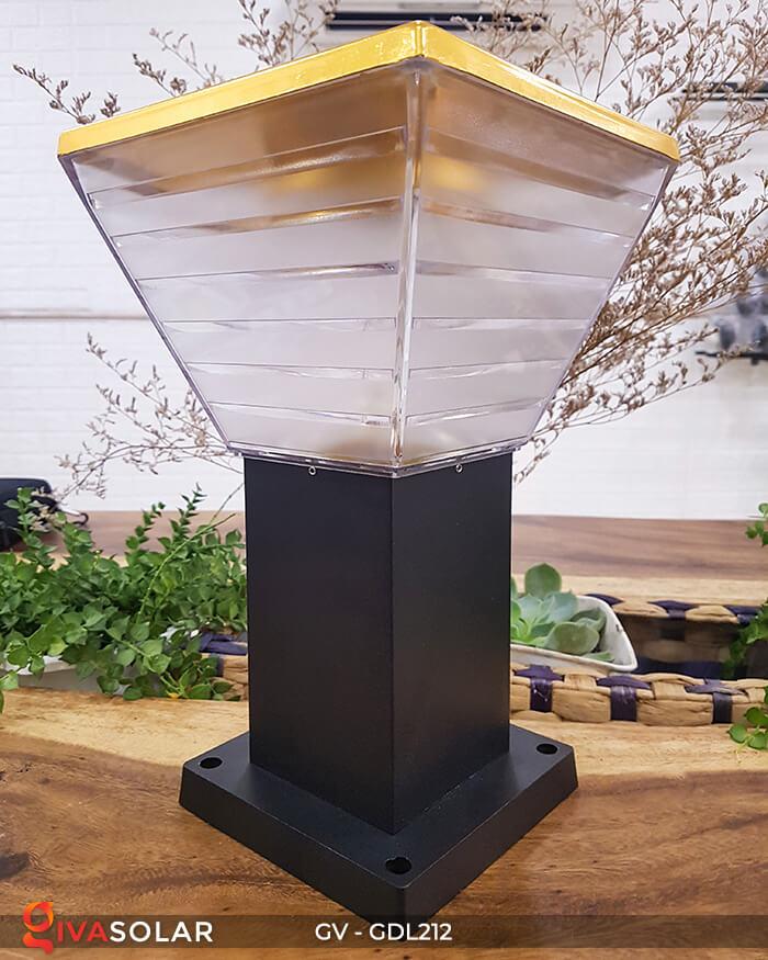 Đèn trụ năng lượng mặt trời GV-GDL212 2