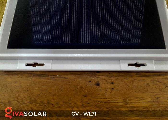Đèn LED COB gắn tường năng lượng mặt trời GV-WL71 19