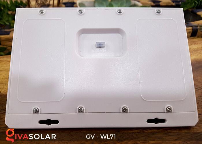 Đèn LED COB gắn tường năng lượng mặt trời GV-WL71 20