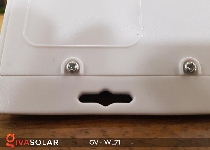 Đèn LED COB gắn tường năng lượng mặt trời GV-WL71 21