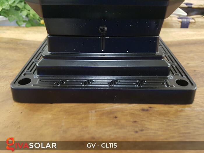 Đèn trụ cổng năng lượng mặt trời sang trọng GV-GL115 12