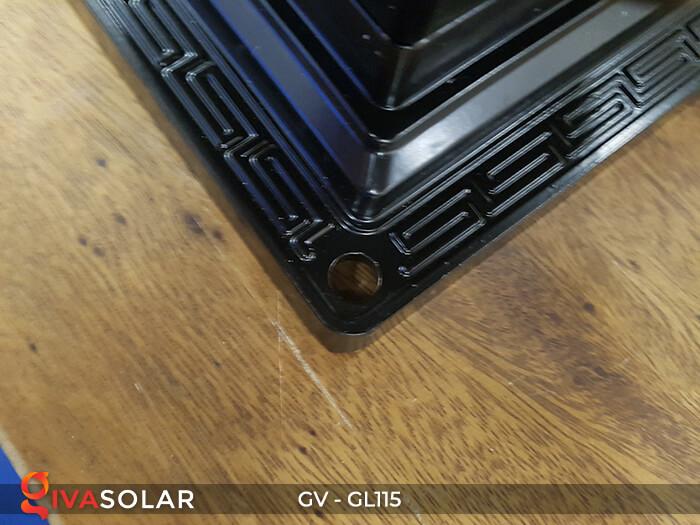Đèn trụ cổng năng lượng mặt trời sang trọng GV-GL115 13