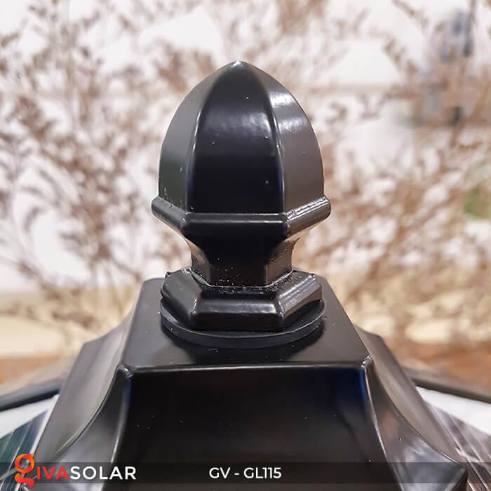 Đèn trụ cổng năng lượng mặt trời sang trọng GV-GL115 7