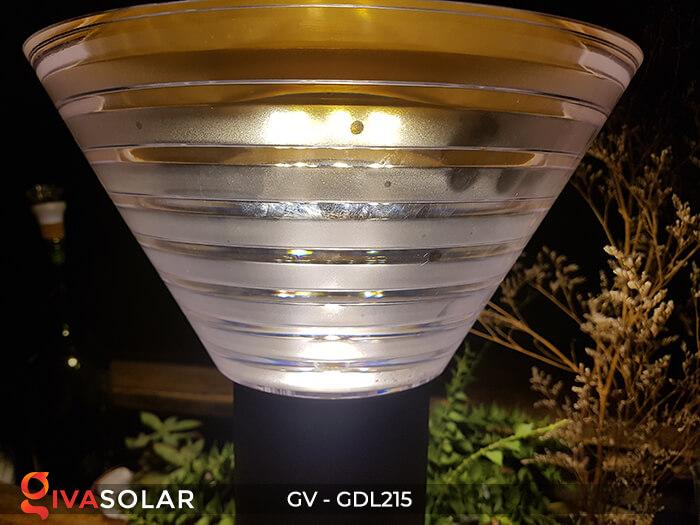 Đèn trụ tròn năng lượng mặt trời GV-GDL215 6