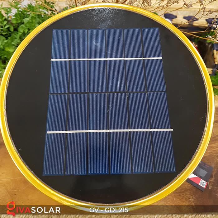 Đèn trụ tròn năng lượng mặt trời GV-GDL215 9