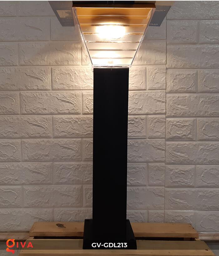Đèn trụ sân vườn năng lượng mặt trời GV-GDL213 2