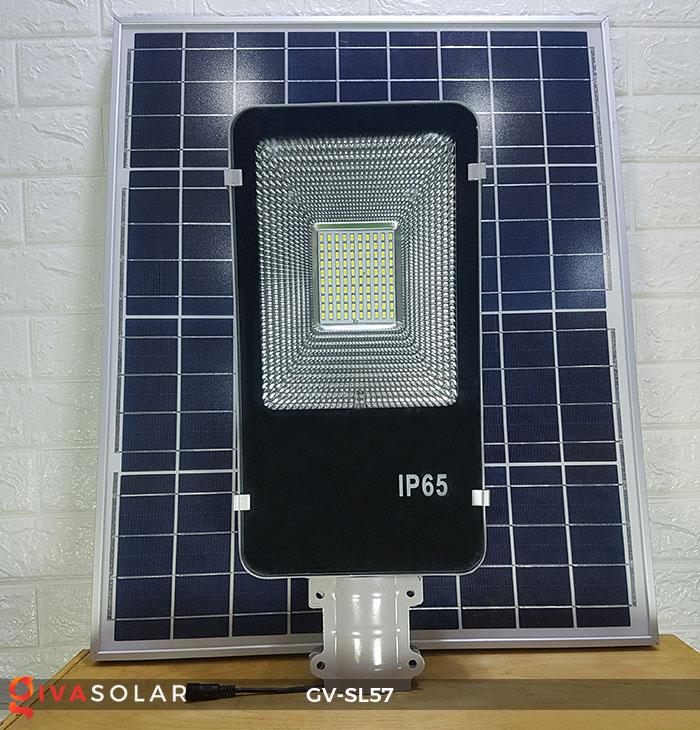 Đèn đường Led chạy năng lượng mặt trời GV-SL57 1
