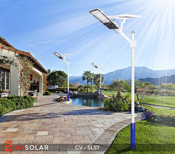 Đèn đường Led chạy năng lượng mặt trời GV-SL57 19