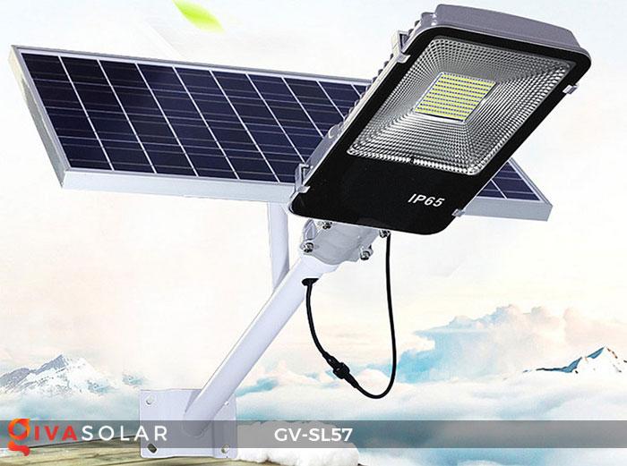 Đèn đường Led chạy năng lượng mặt trời GV-SL57 2