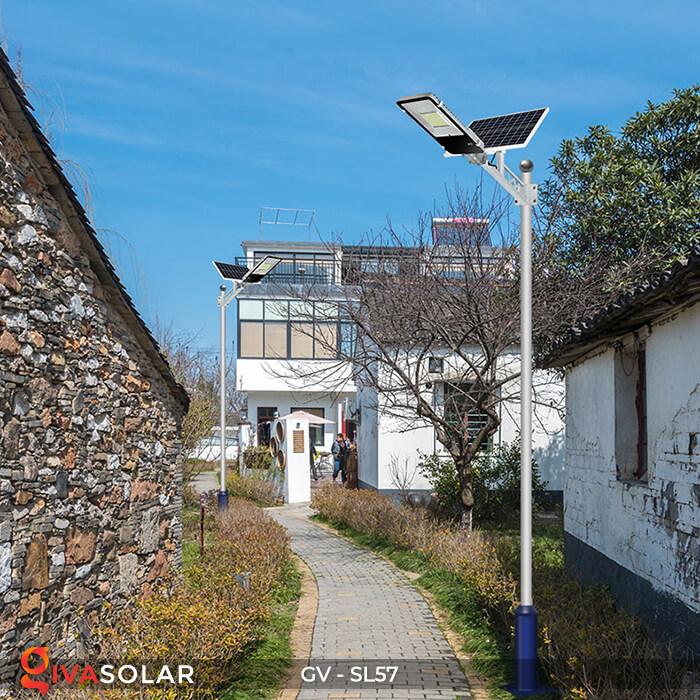 Đèn đường Led chạy năng lượng mặt trời GV-SL57 22