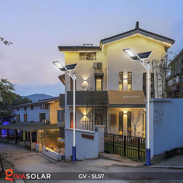 Đèn đường Led chạy năng lượng mặt trời GV-SL57 23