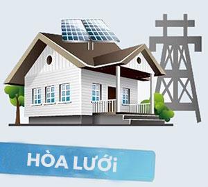 Lợi ích khi lắp đặt hệ thống năng lượng mặt trời hòa lưới