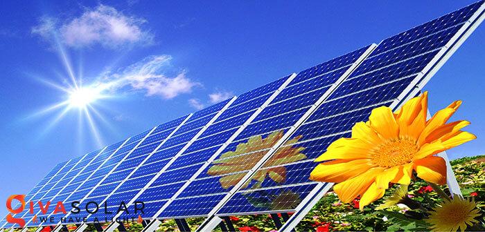 Đơn vị kWh trong hệ thống năng lượng mặt trời