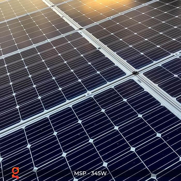 Pin năng lượng mặt trời Mono 345W 8