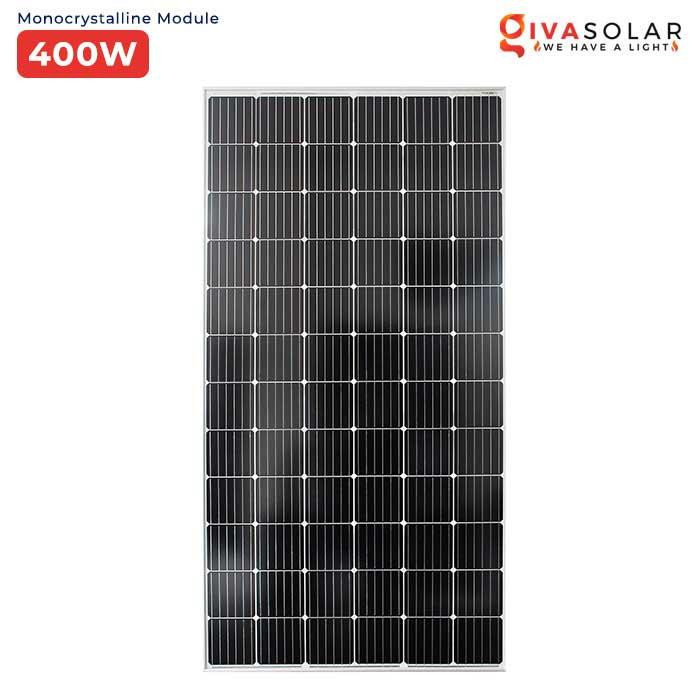 Tấm pin năng lượng mặt trời công suất lớn 400W
