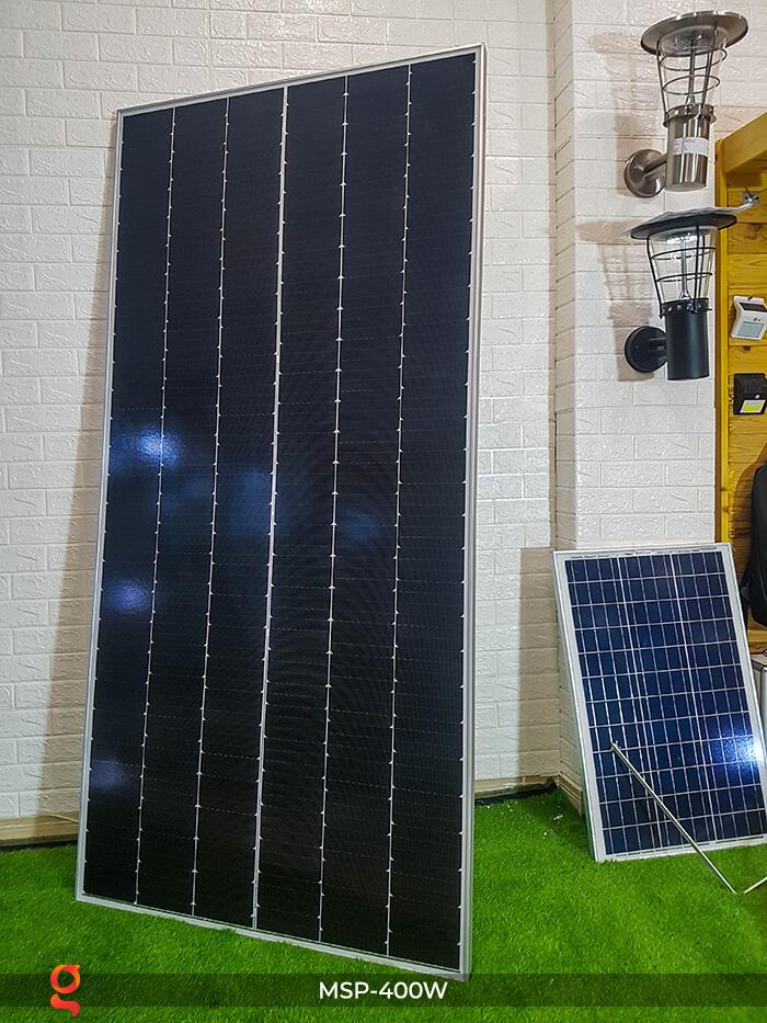tấm pin mặt trời mono 400w 3