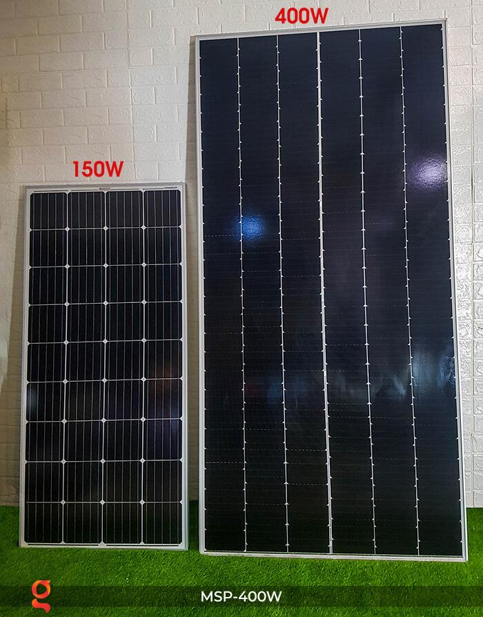 tấm pin mặt trời mono 400w 4