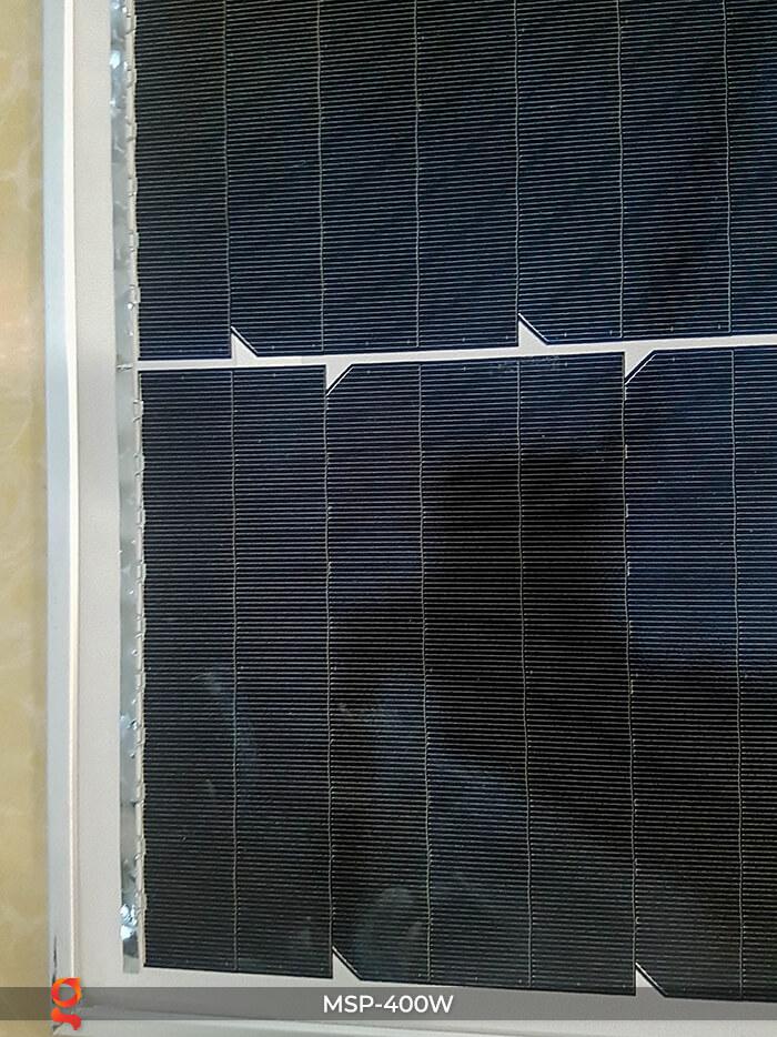 tấm pin mặt trời mono 400w 8
