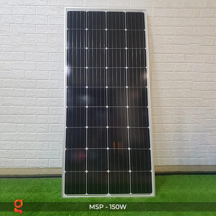 Tấm pin thu năng lượng mặt trời MONO 150W 2