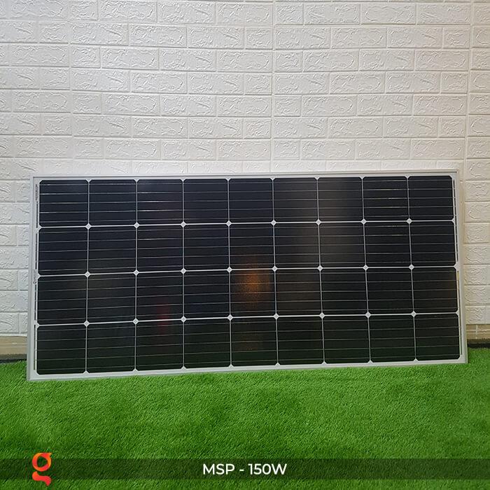 Tấm pin thu năng lượng mặt trời MONO 150W 3