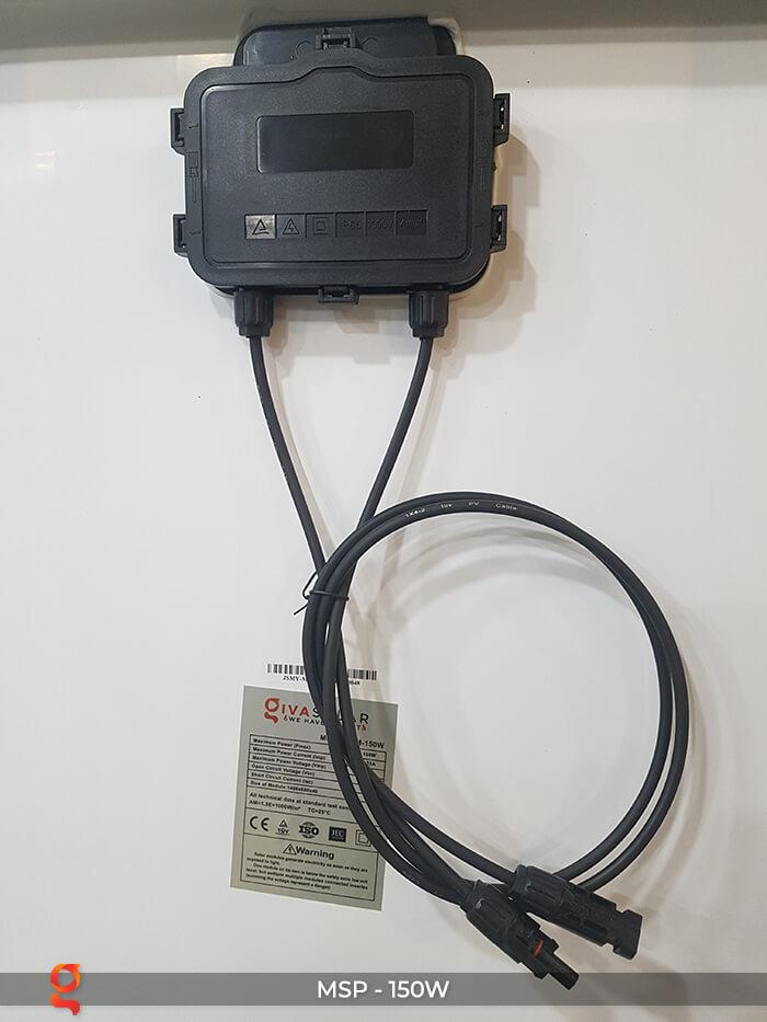 Tấm pin thu năng lượng mặt trời MONO 150W 5