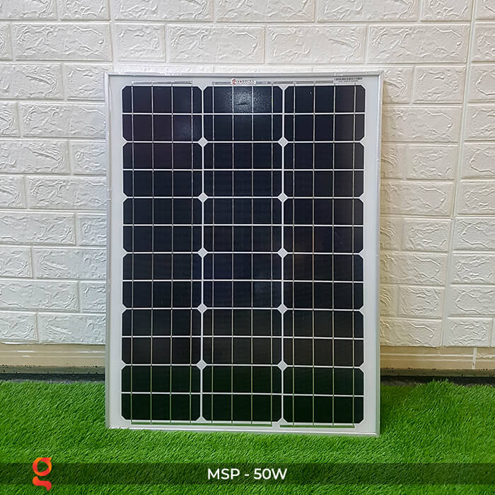 Tấm pin năng lượng mặt trời mini MONO 50W 2