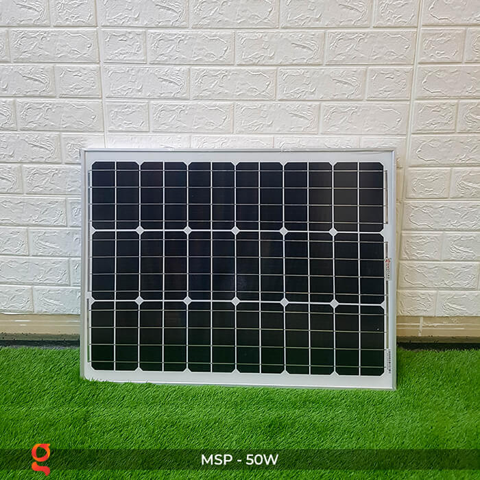 Tấm pin năng lượng mặt trời mini MONO 50W 4