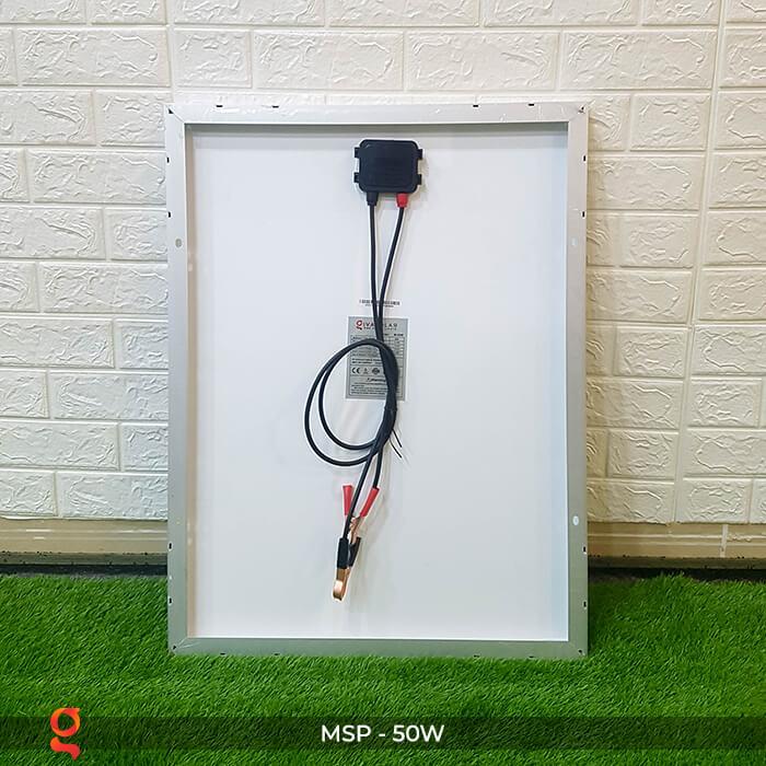 Tấm pin năng lượng mặt trời mini MONO 50W 5