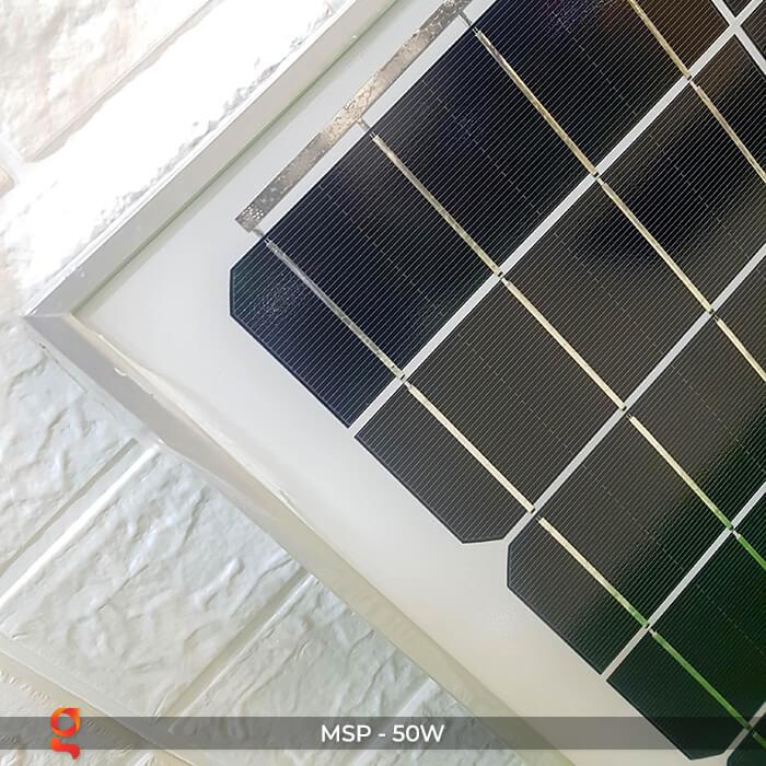 Tấm pin năng lượng mặt trời mini MONO 50W 6