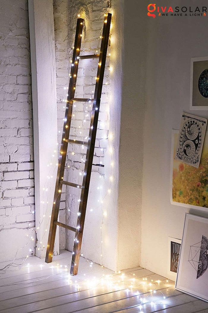 cách để thắp sáng cuộc sống của bạn với những dây đèn trang trí 22