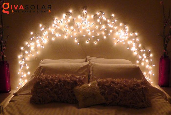 cách để thắp sáng cuộc sống của bạn với những dây đèn trang trí 30