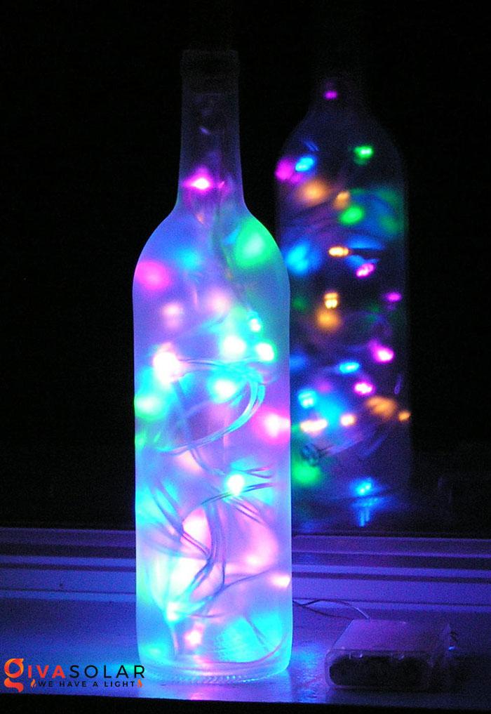 cách để thắp sáng cuộc sống của bạn với những dây đèn trang trí 5