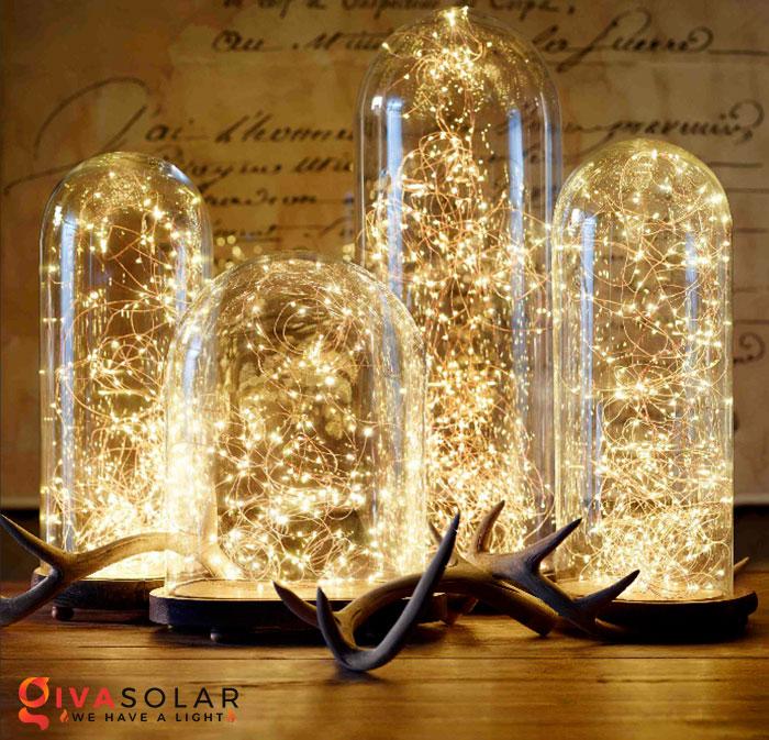 cách để thắp sáng cuộc sống của bạn với những dây đèn trang trí 9
