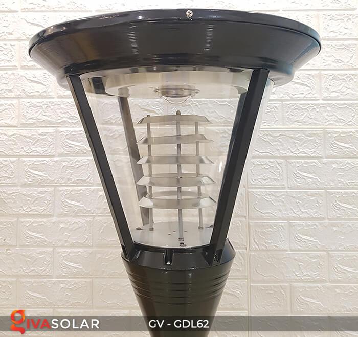 Đèn chiếu sân vườn năng lượng mặt trời GV-GDL62 1