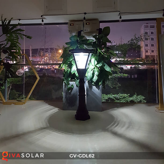 Đèn chiếu sân vườn năng lượng mặt trời GV-GDL62 10