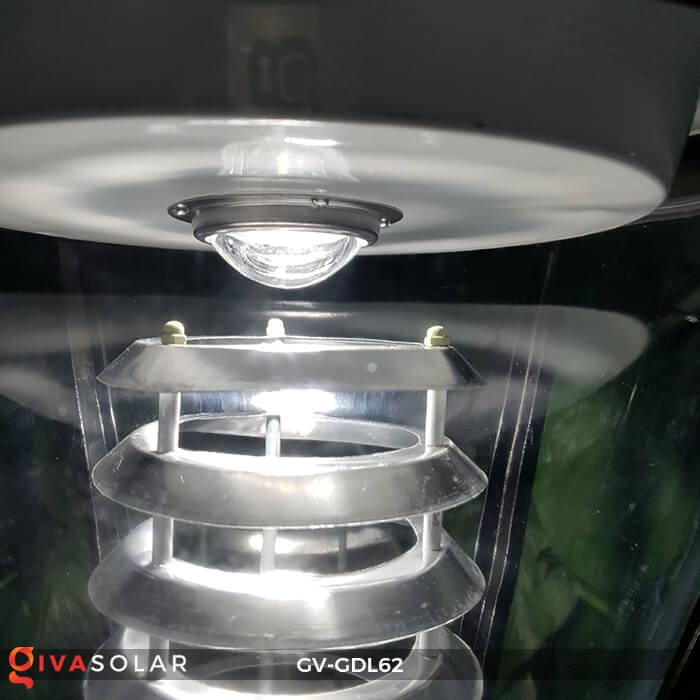 Đèn chiếu sân vườn năng lượng mặt trời GV-GDL62 12