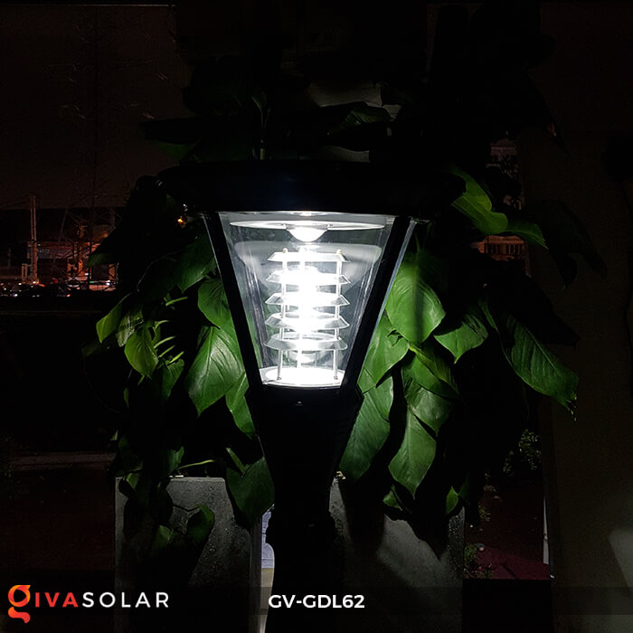 Đèn chiếu sân vườn năng lượng mặt trời GV-GDL62 4
