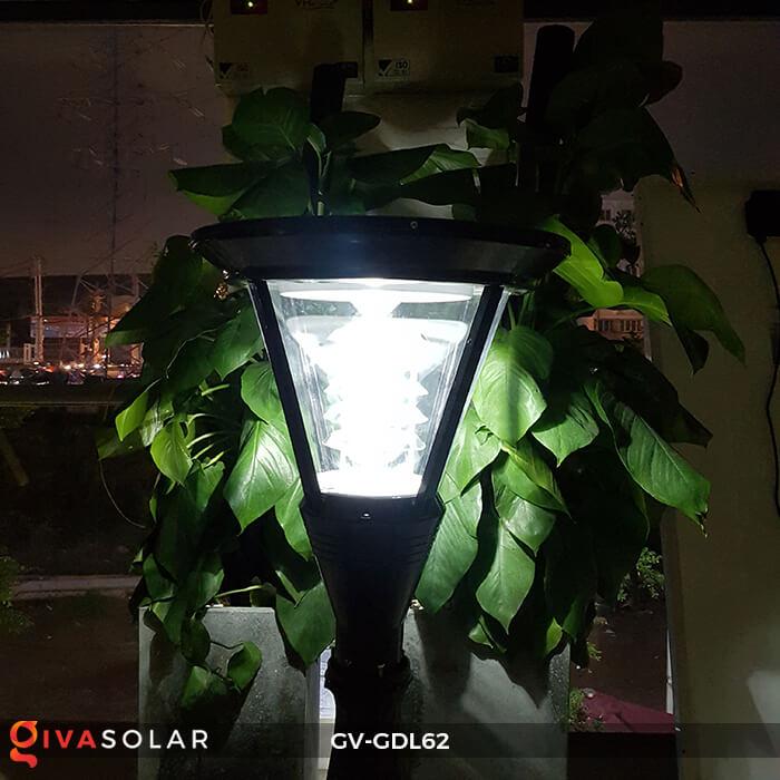 Đèn chiếu sân vườn năng lượng mặt trời GV-GDL62 5