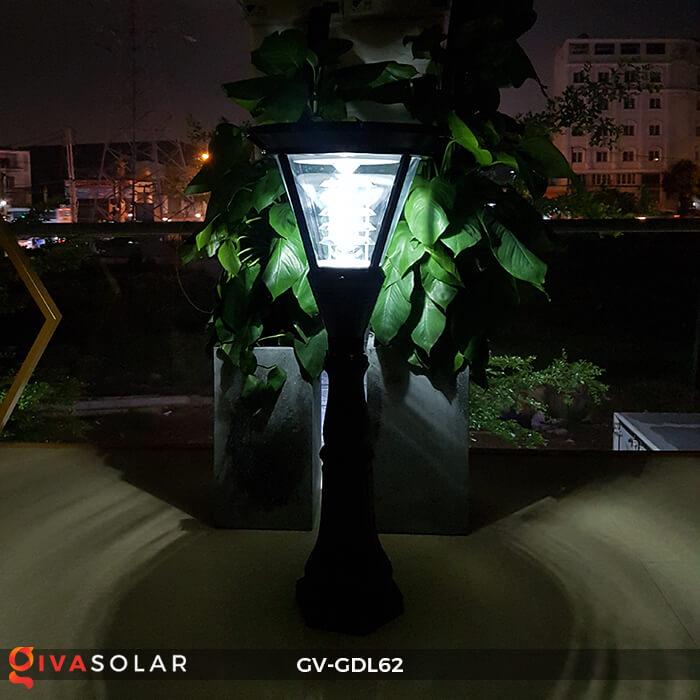 Đèn chiếu sân vườn năng lượng mặt trời GV-GDL62 8