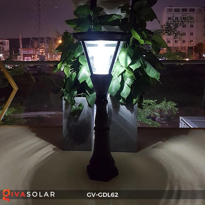 Đèn chiếu sân vườn năng lượng mặt trời GV-GDL62 9