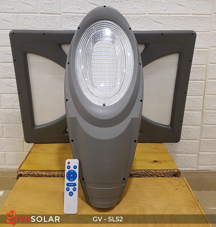 Set đèn đường chạy năng lượng mặt trời GV-SL52 1