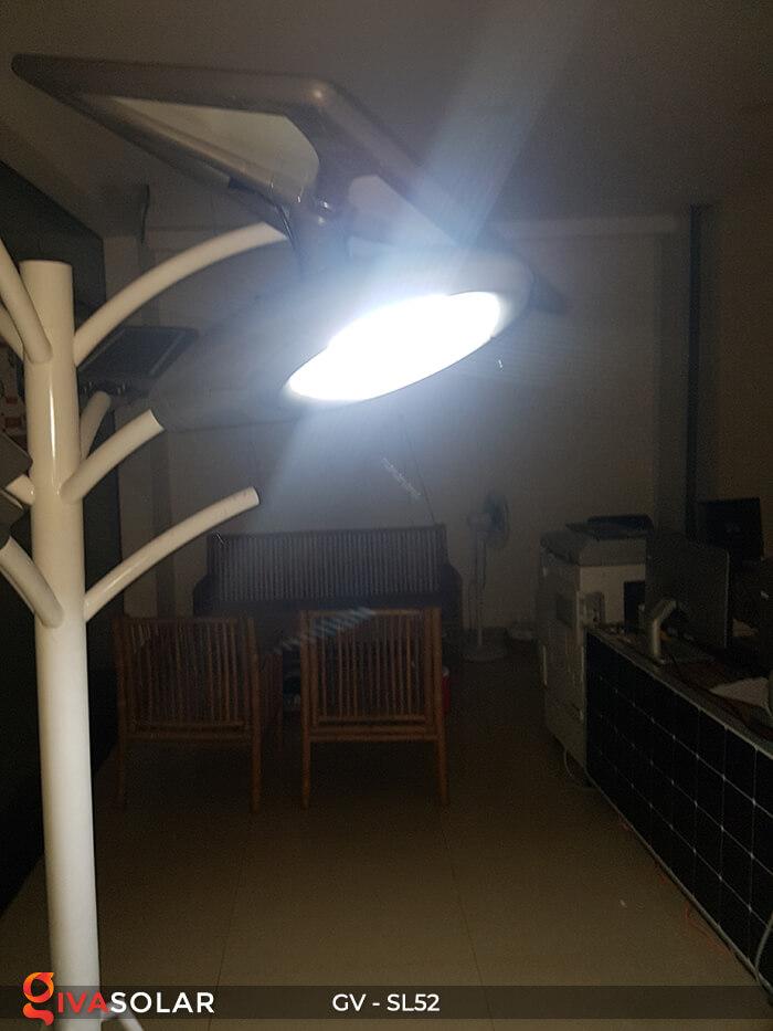 Set đèn đường chạy năng lượng mặt trời GV-SL52 11