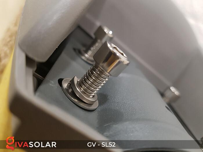 Set đèn đường chạy năng lượng mặt trời GV-SL52 21